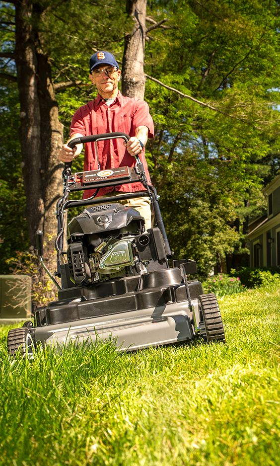 Dr Sp26 Manual Start Wide Area Mower Self Propelled Mower Mower Lawn Mower