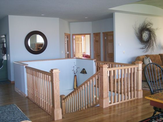 Basement Stairs Design: Open Stairway To Basement - Google Search