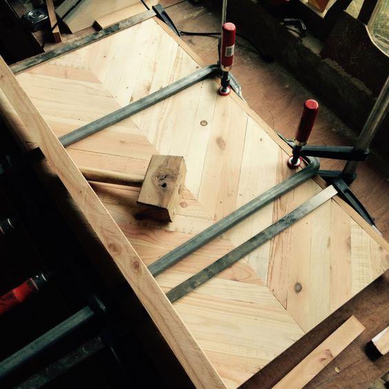 Coffee table (in progress)