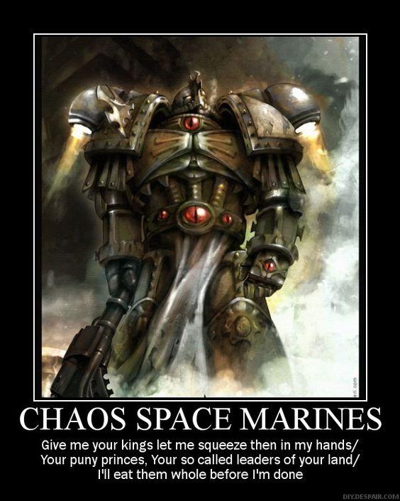 Warhammer 40k, Warhammer 40K and Search on Pinterest Warhammer 40k Good Chaos Gods