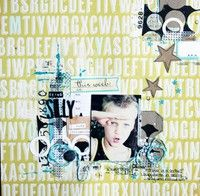 A Project by Eb1 from our Scrapbooking Gallery originally submitted 08/29/12 at 11:08 PM