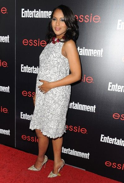 Kerry Washington em evento da Entertainment Weekly