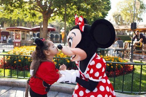 Smooches a Disney