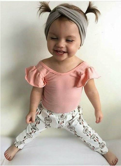 Cute Kids Clothing Styling Ideas Baby Hairstyles Baby Girl Hairstyles Baby Girl Hair