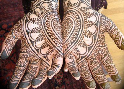 Mehndi Designs: Beautiful Arabic (Mehndi) Tattoos Designs