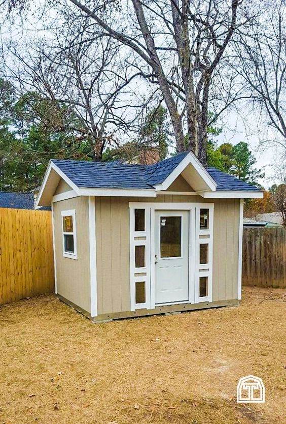 The Secret To A Perfect She Shed Tuff Shed In 2020 Shed She Shed Custom Sheds