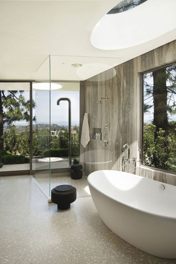 COCOON contemporary bathroom inspiration bycocoon.com | modern inox stainless steel bathroom taps | bathroom design | renovations | interior design | villa design | hotel design | Dutch Designer Brand COCOON