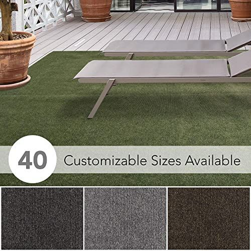 Amazing Offer On Icustomrug Affordable Indoor Outdoor Carpet Marine Backing Many Carpet Flooring Patio In 2020 Indoor Outdoor Carpet Outdoor Carpet Indoor Outdoor