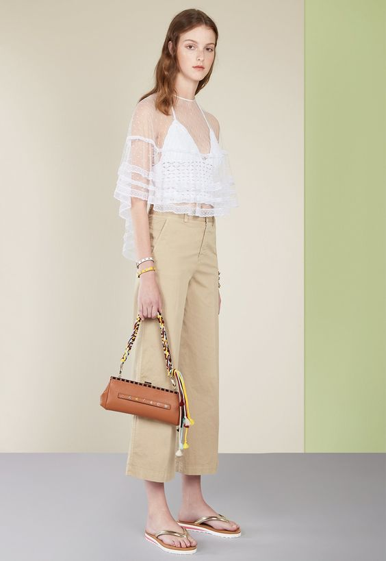 Red Valentino Spring 2017 Ready-to-Wear Fashion Show