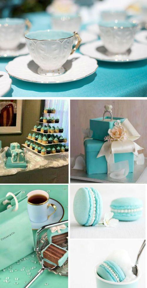 Chá de cozinha inspirado no filme Bonequinha de Luxo