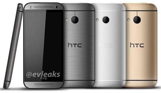 Novas imagens do HTC One Mini 2