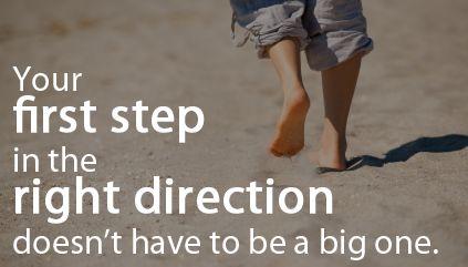 Start Big. Start Small. Start Somewhere.