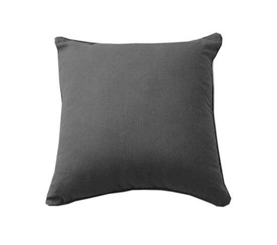 Coussins - Coussin 60x60 cm MADDY gris