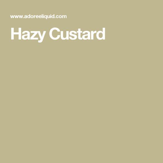 Hazy Custard