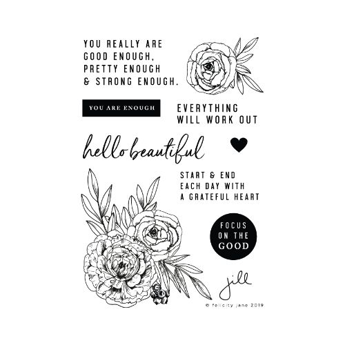 Felicity Jane Jill | Stamp Set