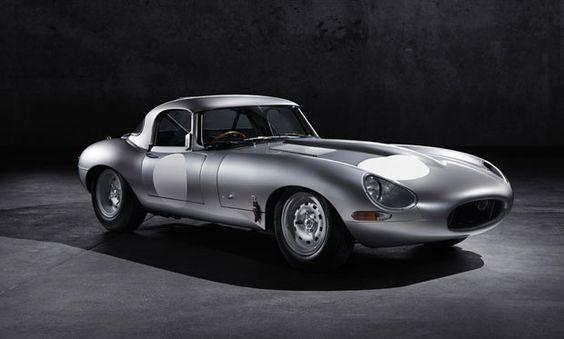 Classic Jaguar E Type