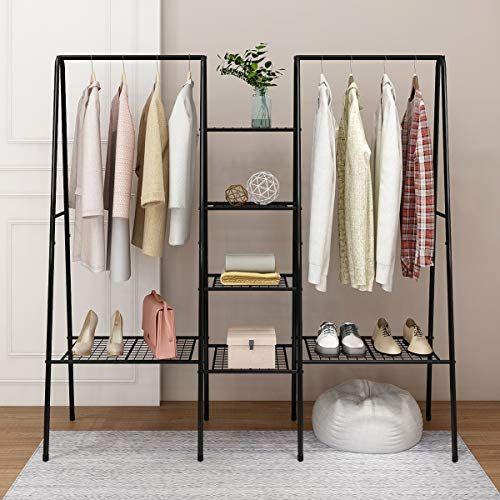 30++ Free standing garment rack ideas