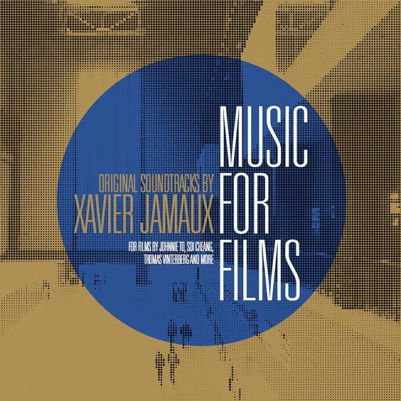 "Xavier Jamaux ""Music For Films"" double LP out 05/2016  http://bangbangandbeats.bigcartel.com/product/music-for-fimls"