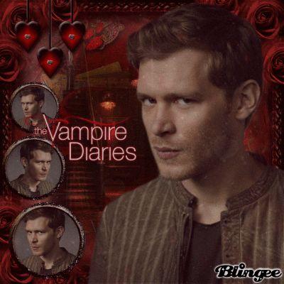 Klaus *-* (Niklaus / Joseph Morgan) - The Vampire Diaries 3 3 3
