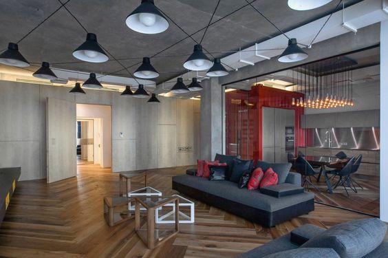 Loft in Saint Petersburg by DA Architects (3)