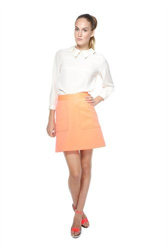 Esther Oxford Skirt | Marc Jacobs