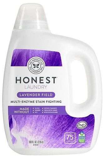 The Honest Company Lavender Field Laundry Detergent Honest