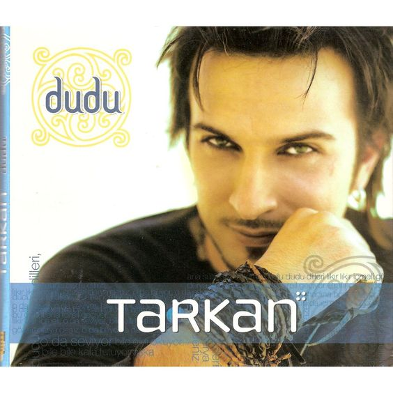 Tarkan – Dudu (single cover art)