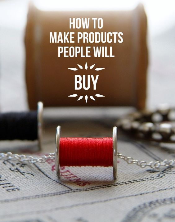 How to make products people will buy (Or how to make market research exciting) with tips from jeweller Abi Watkins of Rock Rose Jewellery. #marketresearch #sellertips