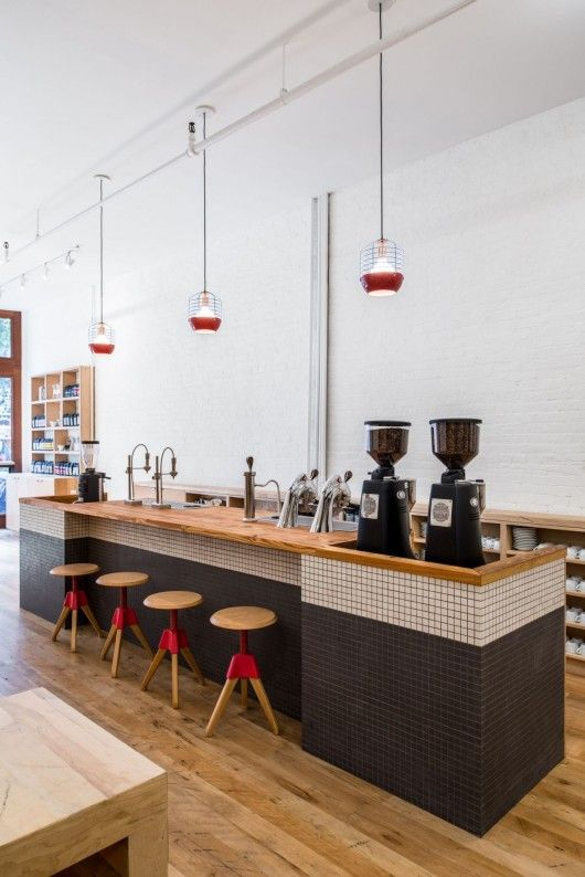 Counter Culture Coffee Training Center © Alan Tansey
