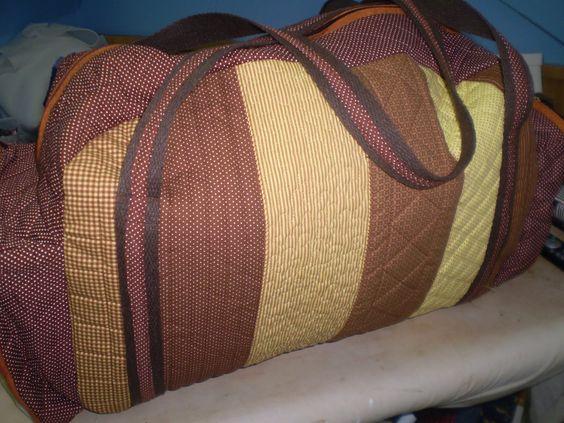 Resultado de imagem para tecidos de patchwork para malas de viagem