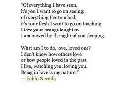 pablo neruda love poems in english - Bing Images