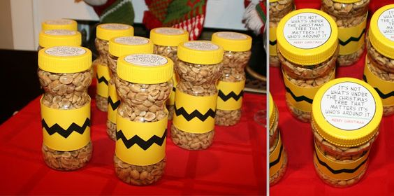 Invite and Delight: Charlie Brown Christmas Party: