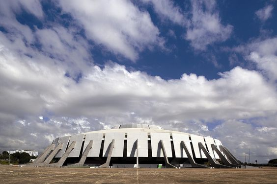 Brasília - Ginásio Nilson Nélson