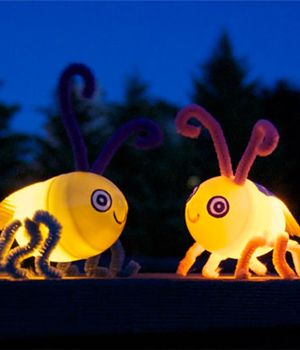 Light-Up Fireflies