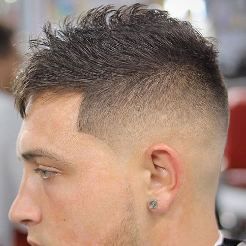 15++ Mid skin fade trends