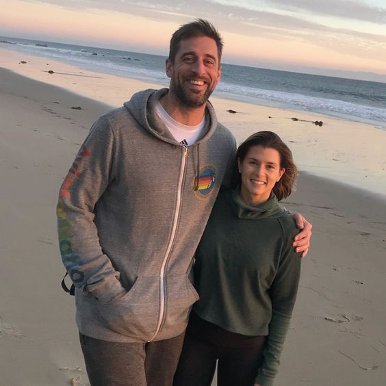 Danica Patrick shares sweet birthday message for her 'favorite person in the world' Aaron Rodgers