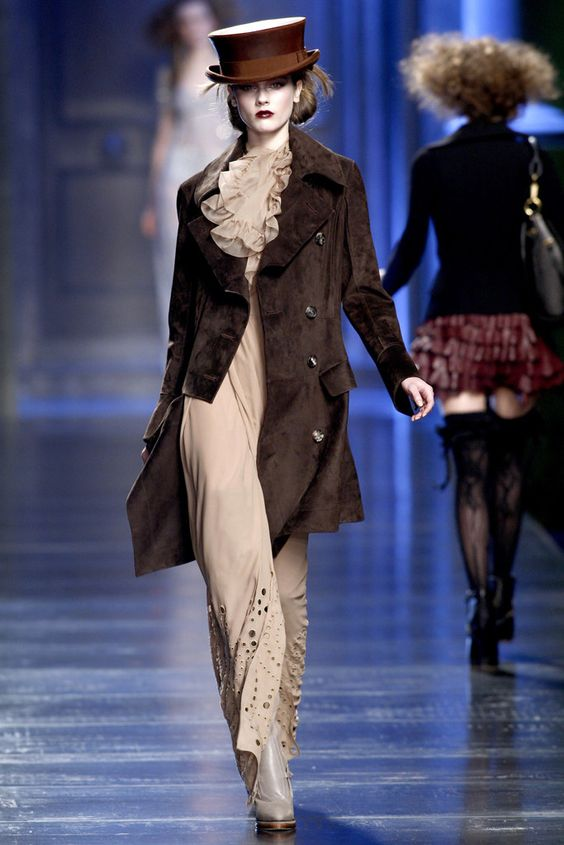 Fall 2010 Ready-to-Wear by Christian Dior