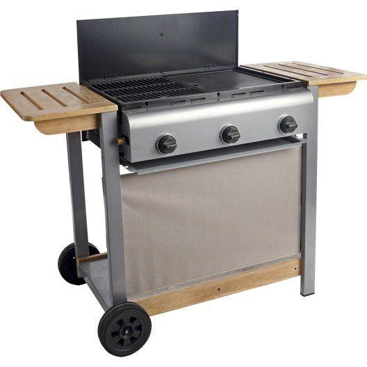 de 25+ bedste idéer inden for barbecue gaz leroy merlin på