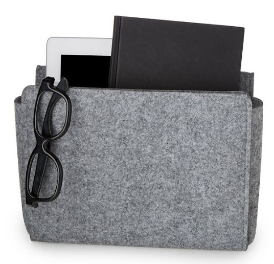 Bedside essential pouch