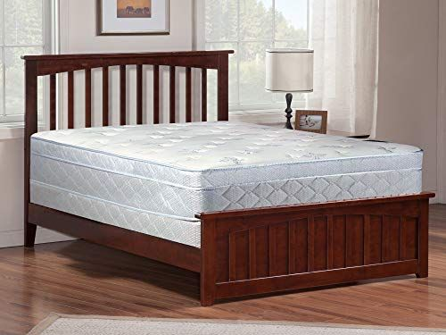 Mayton 11 Inch Queen Size Mattress And Semi Flex Box Spring Foam