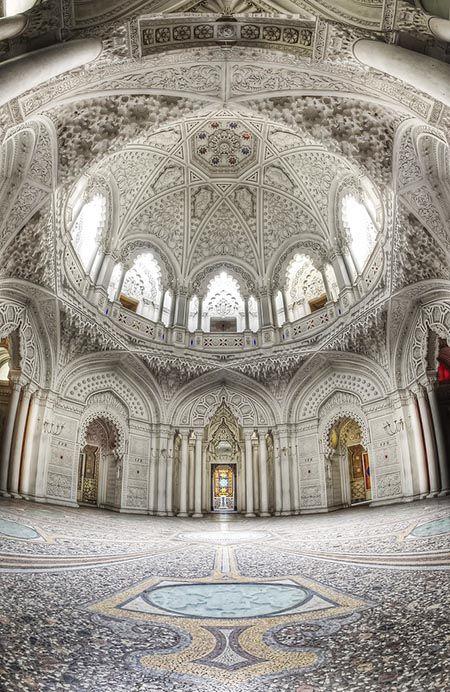 Beautiful Abandoned Places...Abandoned castle, Italy.