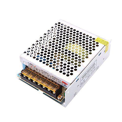 Docooler Spannungswandler Schalter Spg Versorgungsteil Fur Led Streifen Ac 110v 220v To Dc 12v 10a 120w Spannungswandler Led