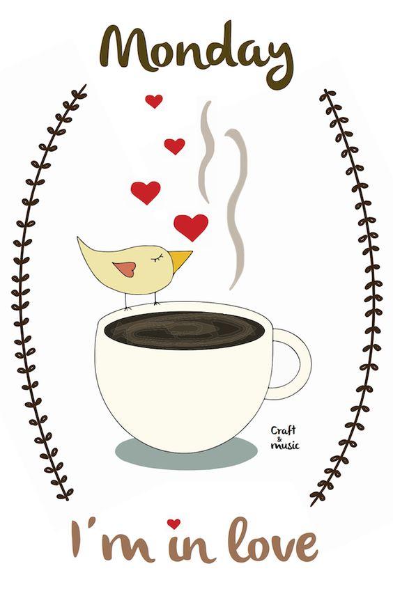 I love mondays coffee