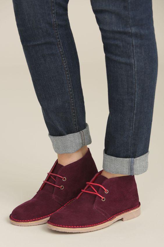 Simple Clarks Originals Desert Boots Women39s Suede Chukka Round Toe 69748