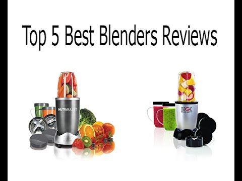 Top 5 Best Small Blenders Review 2016 | Best Kitchen Blender Reviews