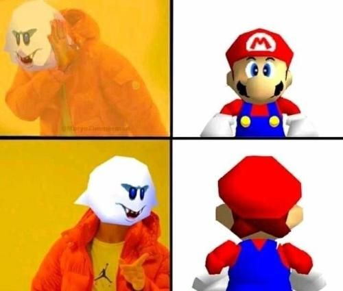 Boo Subscribe To Our Youtube Channel Super Mario Memes Mario Memes Video Games Funny