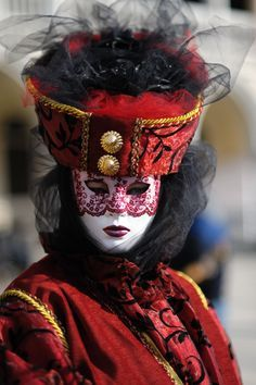 Venetian carnival costume by Sergey Skleznev on 500px