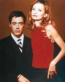 Calista Flockhart, Robert Downey Jr., Ally McBeal (1997)