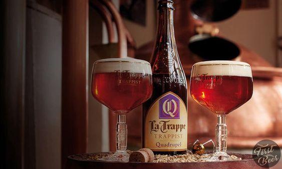 Bia nhập khẩu La trappe