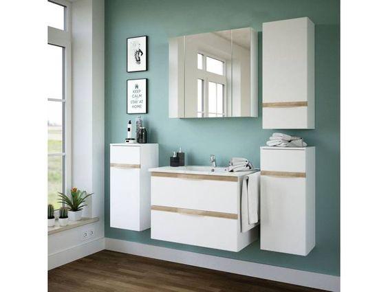 Waschbeckenunterschrank Carandiru Vanity House Design Home Decor